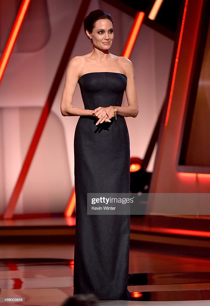 18th Annual Hollywood Film Awards - Show : News Photo