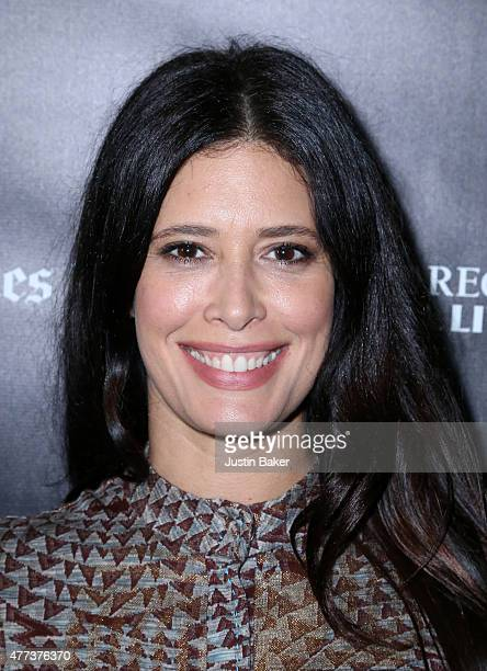 Actress Angie Cepeda attends The Vanished Elephant screening during the 2015 Los Angeles Film Festival at Regal Cinemas LA Live on June 16 2015 in...