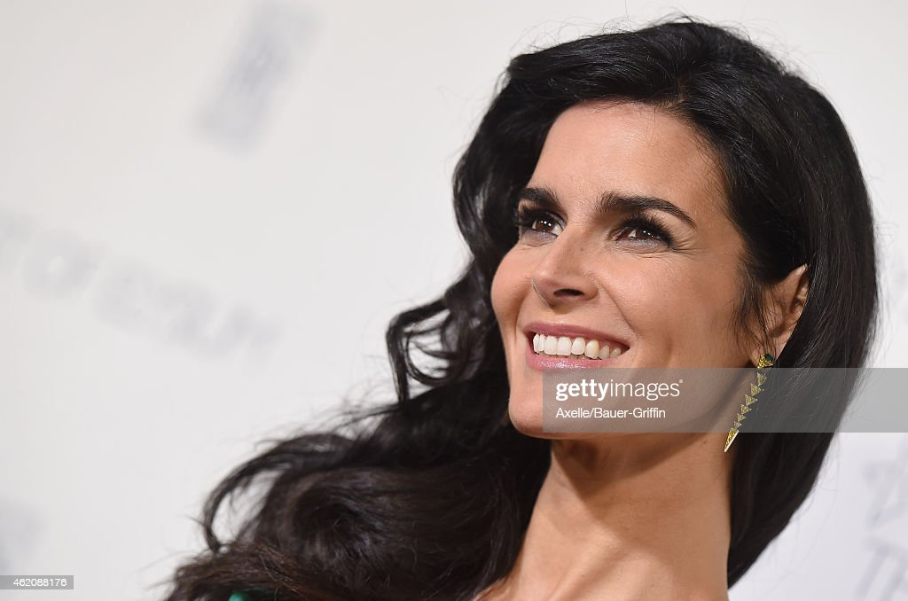 Photos of Angie Harmon Living Her Best Life