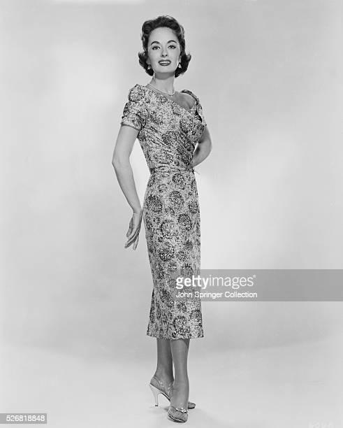 Actress Ann Blyth