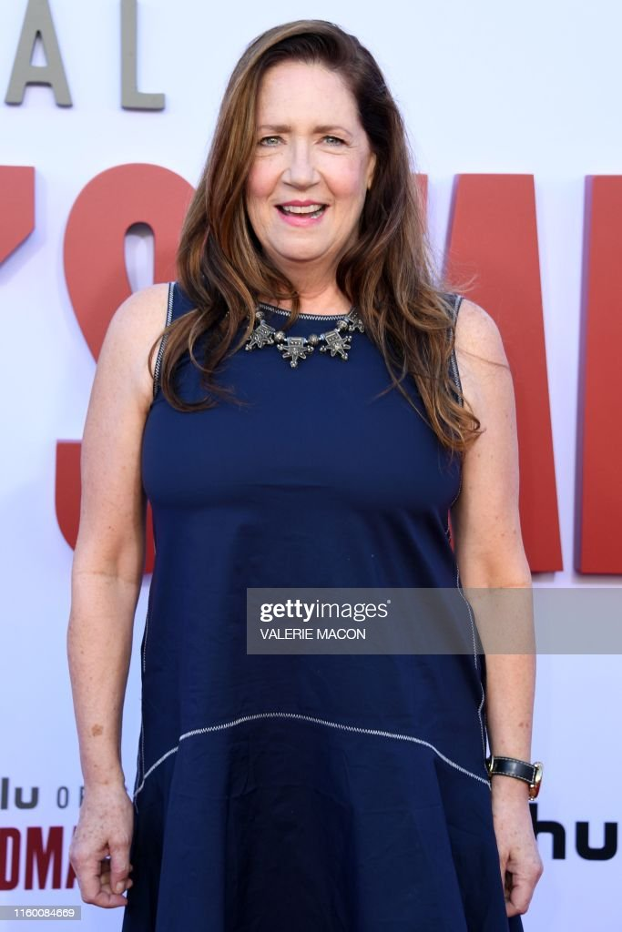 US actress Ann Dowd arrives for Hulu's