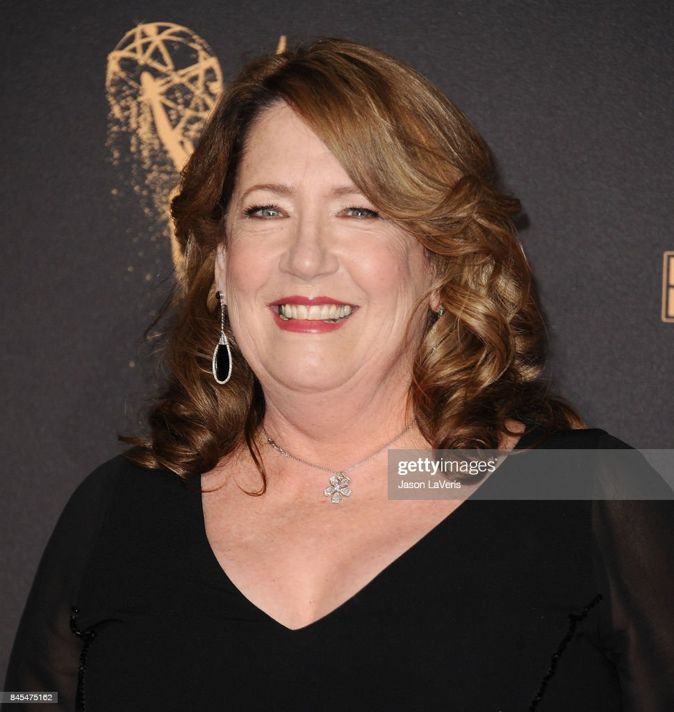 Actress Ann Dowd attends the 2017 Creative Arts Emmy Awards at Microsoft Theater on September 10, 2017 in Los Angeles, California.