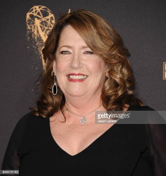 Actress Ann Dowd attends the 2017 Creative Arts Emmy Awards at Microsoft Theater on September 10 2017 in Los Angeles California