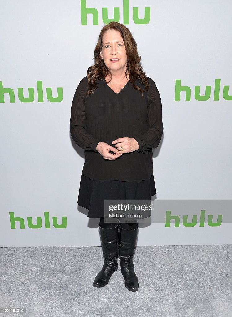 2017 Winter TCA Tour - Hulu TCA Winter Press Tour Day - Arrivals