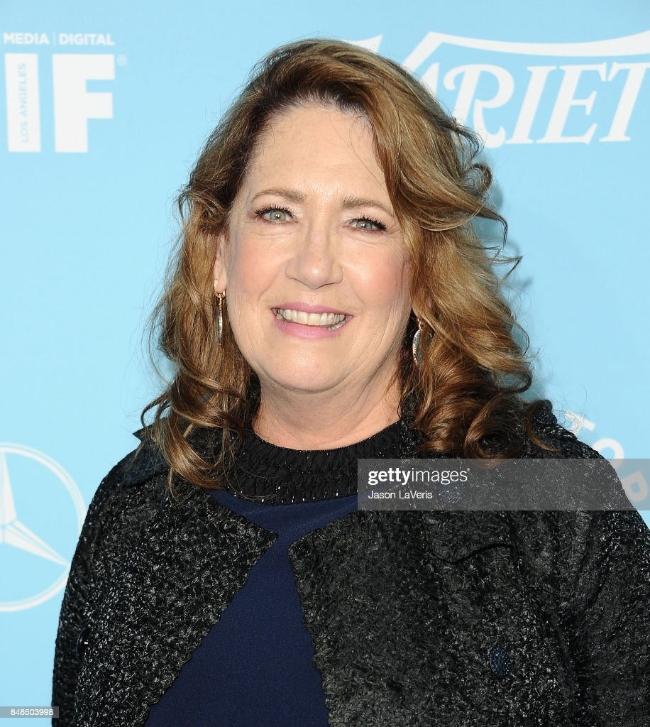Actress Ann Dowd attends Variety and Women In Film's 2017 pre-Emmy celebration at Gracias Madre on September 15, 2017 in West Hollywood, California.