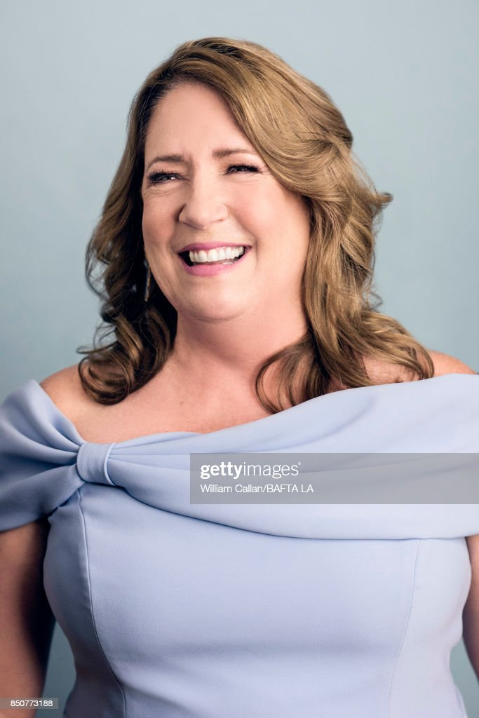 Actress Ann Dowd from Hulu's 'The Handmaid's Tale' poses for a portrait BBC America BAFTA Los Angeles TV Tea Party 2017 at the The Beverly Hilton Hotel on September 16, 2017 in West Hollywood, California.