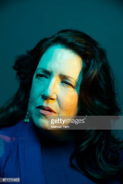 Actress Ann Dowd is photographed for Los Angeles Times on April 19, 2018 in Beverly Hills, California. PUBLISHED IMAGE. CREDIT MUST READ: Marcus...