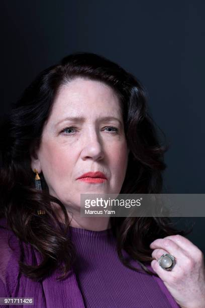 Actress Ann Dowd is photographed for Los Angeles Times on April 19 2018 in Beverly Hills California PUBLISHED IMAGE CREDIT MUST READ Marcus Yam/Los...