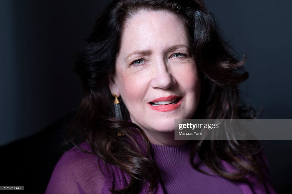 Actress Ann Dowd is photographed for Los Angeles Times on April 19, 2018 in Beverly Hills, California. PUBLISHED IMAGE.
