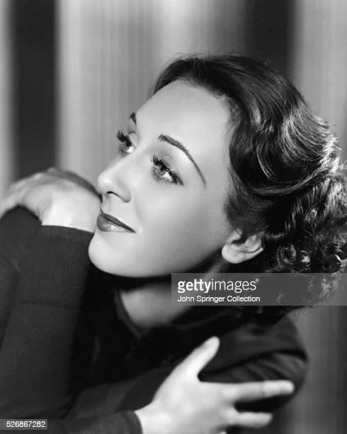 Actress Ann Dvorak