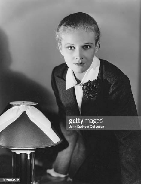 Actress Ann Harding