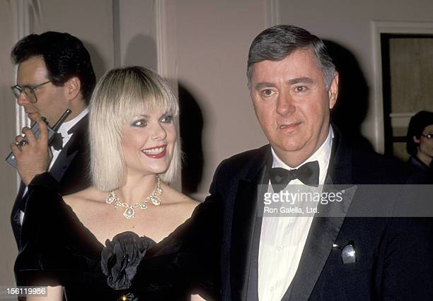 Actress Ann Jillian and husband Andy Murcia attend the 17th Annual American Film Institute Lifetime Achievement Award Salute to Gregory Peck on March...