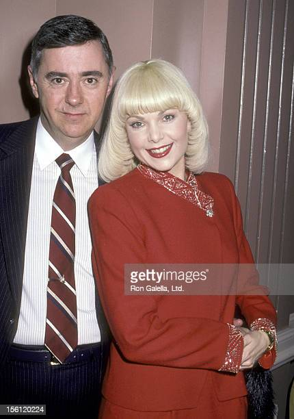 Actress Ann Jillian and husband Andy Murcia attend the 1983 Youth In Film/Young Artist Awards on December 4 1983 at Beverly Hilton Hotel in Beverly...