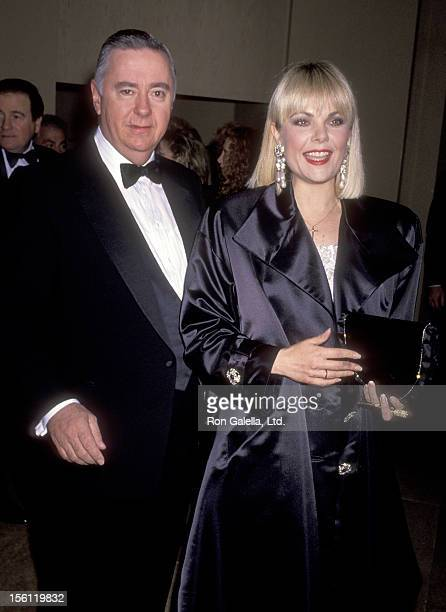 Actress Ann Jillian and husband Andy Murcia attend the 19th Annual American Film Institute Lifetime Achievement Award Salute to Kirk Douglas on March...