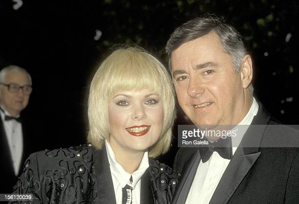 Actress Ann Jillian and husband Andy Murcia attend the Academy of Television Arts and Sciences' Third Annual Television Academy Hall of Fame Ceremony...