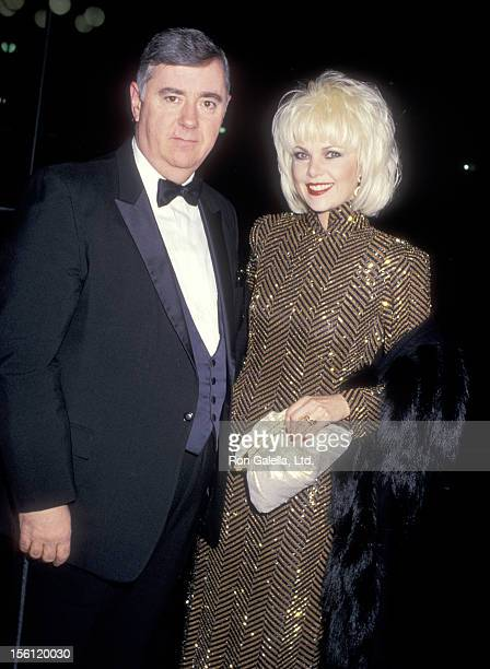 Actress Ann Jillian and husband Andy Murcia attend the 'Moonlight Over The Marketplace' Celebrating The Grand Opening of The Century City Marketplace...