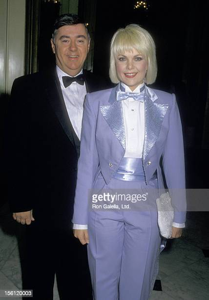 Actress Ann Jillian and husband Andy Murcia attend the Third Annual The American Society of Composers Authors and Publishers Film and Television...
