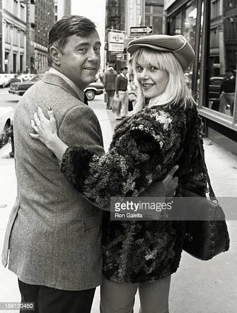 Actress Ann Jillian and husband Andy Murcia attending 'Sheldon Hasseltine Hosts Luncheon for Ann Jillian' on October 3 1981 at Joanna's Restaurant in...