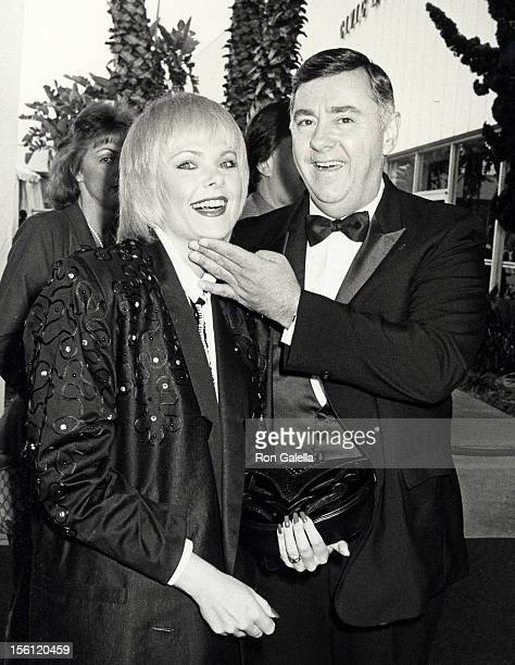 Actress Ann Jillian and husband Andy Murcia attending 'Television Hall of Fame Awards' on March 23 1986 at the Santa Monica Civic Auditorium in Santa...