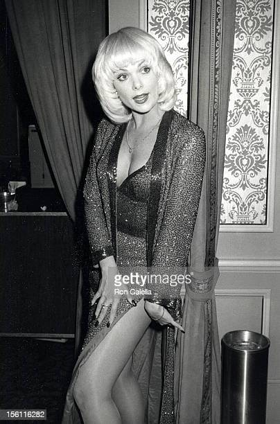 Actress Ann Jillian attending 33rd Annual Director's Guild of America Awards on March 14 1981 at the Beverly Hilton Hotel in Beverly Hills California