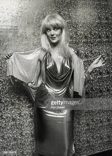 Actress Ann Jillian attending 'Superstar Celebrity Concert for Nevada Special Olympics' on April 17 1982 at the Dunnes Hotel in Las Vegas Nevada