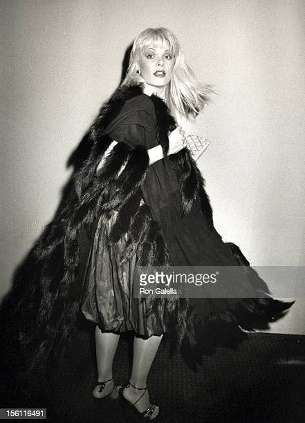Actress Ann Jillian attending 'Superstar Celebrity Dinner for Nevada Special Olympics' on April 17 1982 at the Dunnes Hotel in Las Vegas Nevada