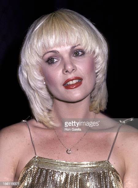 Actress Ann Jillian attends the 21st Annual International Broadcasting Awards on March 3 1981 at Century Plaza Hotel in Los Angeles California