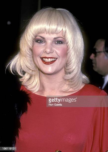 Actress Ann Jillian attends the 40th Annual Golden Globe Awards on January 29 1983 at Beverly Hilton Hotel in Beverly Hills California