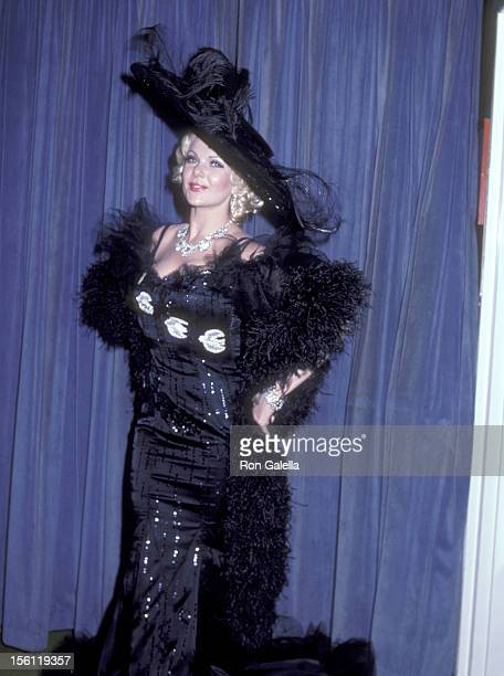 Actress Ann Jillian attends the 'Taping of 'Bob Hope Laughs with the Movie Awards' Television Special Spoofing the Academy Awards Nominees' on March...