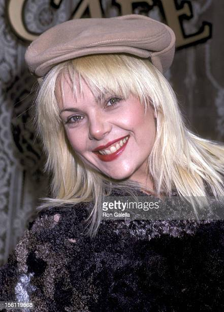 Actress Ann Jillian on October 3 1981 leaving Joanna's Restaurant in New York City California