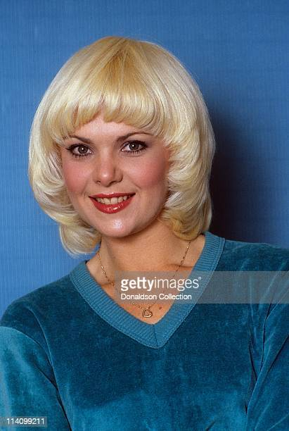 Actress Ann Jillian poses for a portrait in c1985 in Los Angeles California