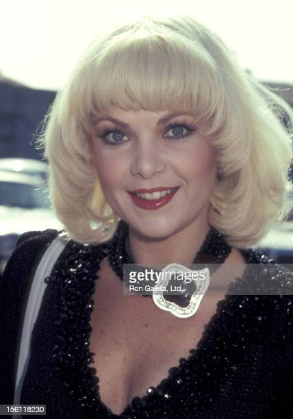 Actress Ann Jillian spotted at a 'Taping of 'The Merv Griffin Show' ' on August 4 1983 at TAV Celebrity Theater in Hollywood California