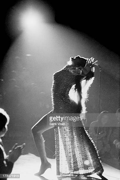 Actress Ann Margret dancing on April 201969 in New York New York