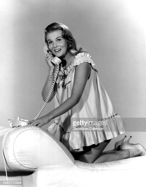 Actress Ann Margret in a scene from the movie 'Bye Bye Birdie' which was released on April 4 1963