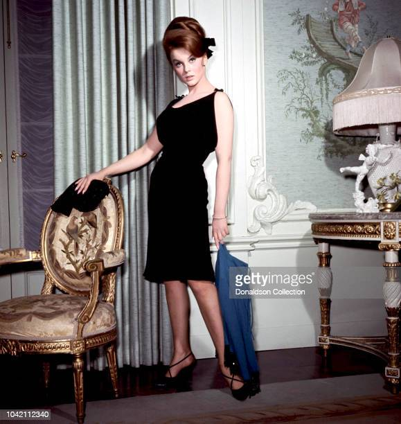 Actress Ann Margret in a scene from the movie 'Made In Paris' which was released in 1966