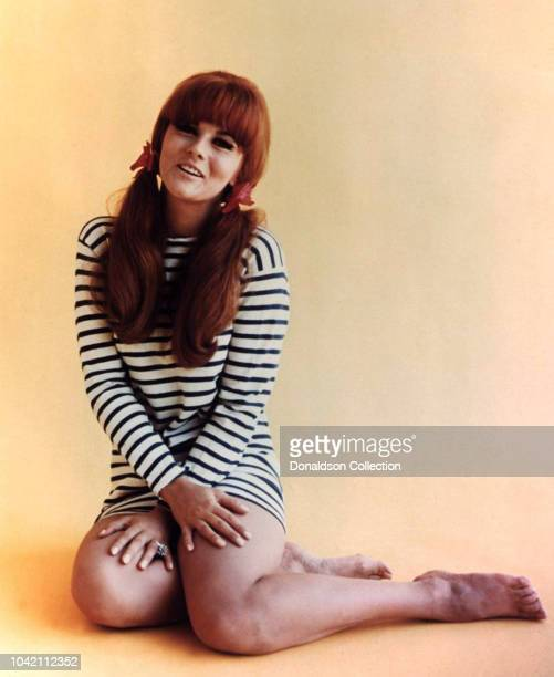 Actress Ann Margret in a scene from the movie 'Mudrerers' Row' which was released in 1966
