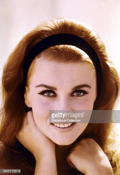 Actress Ann Margret in a scene from the movie Stagecoach which was released in on April 22 1966