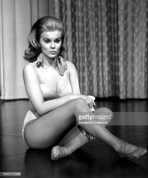 """Actress Ann Margret in a scene from the movie """"Viva Las Vegas"""" which was released on May 20, 1964."""