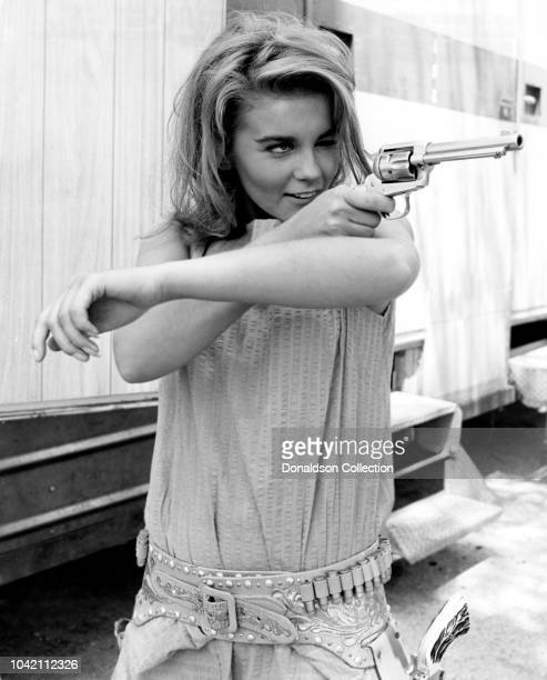 Actress Ann Margret in a scene from the movie Viva Las Vegas which was released on May 20 1964