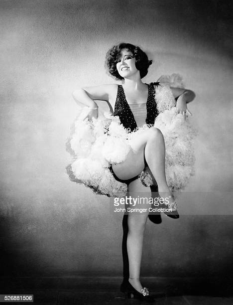 Actress Ann Pennington Dancing