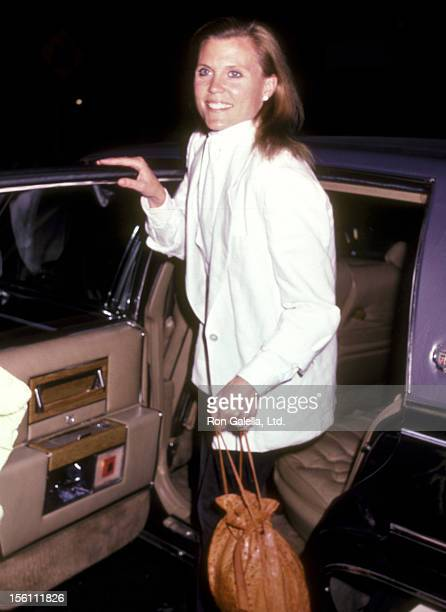 Actress Ann Reinking on July 17 1985 arriving at the Carlyle Hotel in New  York City d2cf5b6a41704