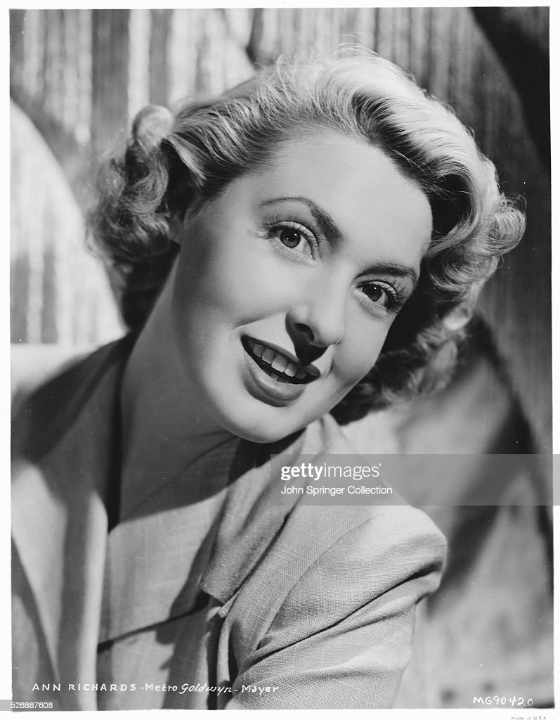 Ann Richards (actress)