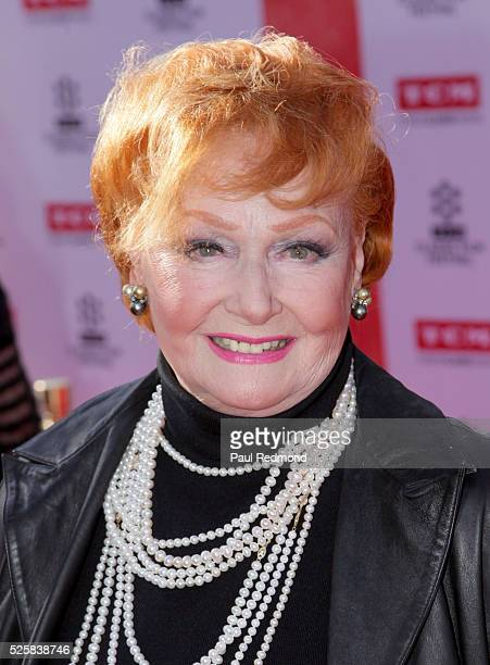 Actress Ann Robinson arriving at the TCM Classic Film Festival 2016 Opening Night Gala 40th Anniversary Screening Of 'All The President's Men' at TCL...