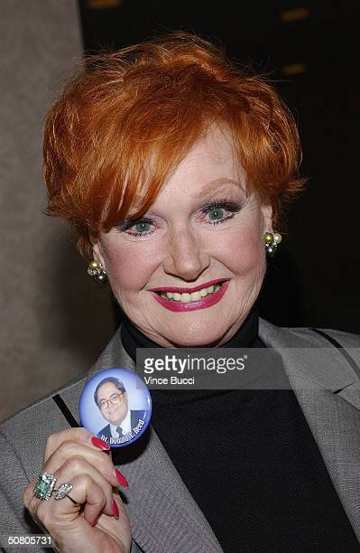 Actress Ann Robinson attends the 30th Annual Saturn Awards presented by the Academy of Science Fiction Fantasy and Horror Films and Cinescape...