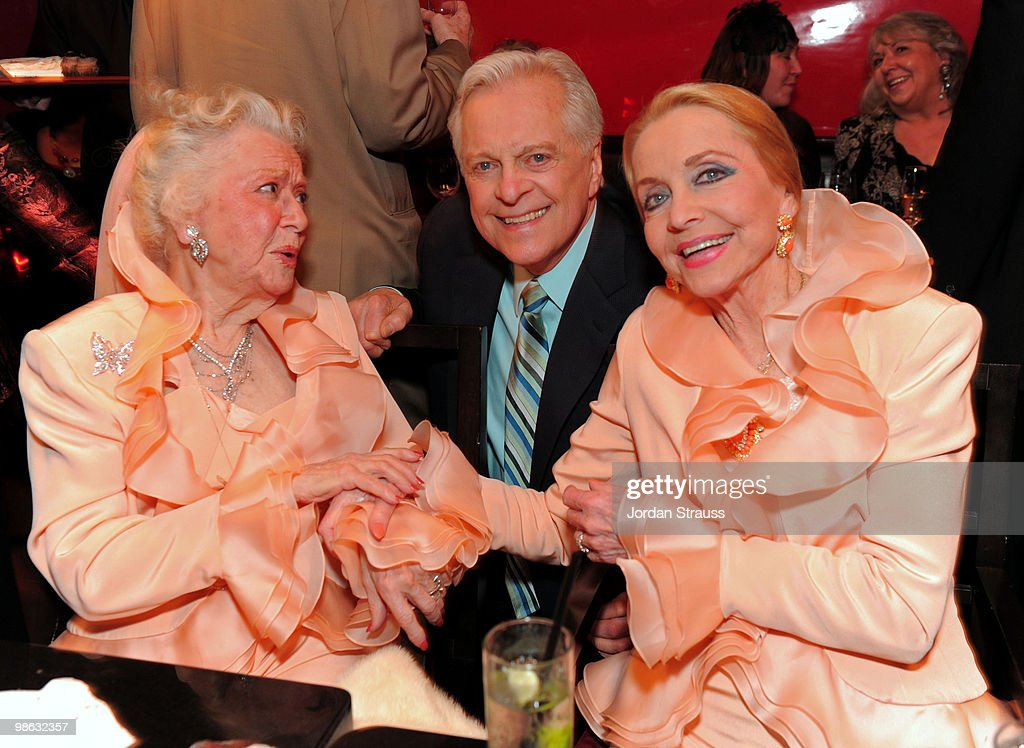 Actress Ann Rutherford, host of TCM Robert Osborne and actress Anne Jeffreys attend the TCM Classic Film Festival Vanity Fair after party held at Kress on April 22, 2010 in Hollywood, California. 19825_007_JS_0177.JPG