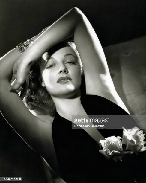 Actress Ann Sheridan in a scene from the movie 'It All Came True'