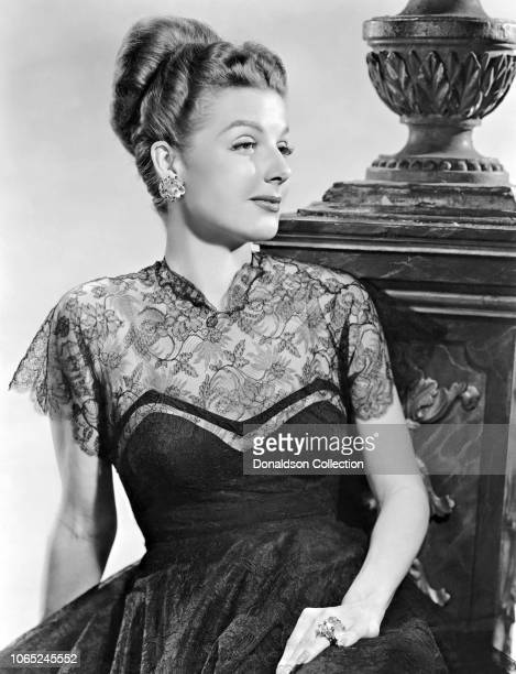 Actress Ann Sheridan in a scene from the movie 'Nora Prentiss'