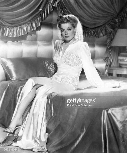 Actress Ann Sheridan in a scene from the movie Thank Your Lucky Stars