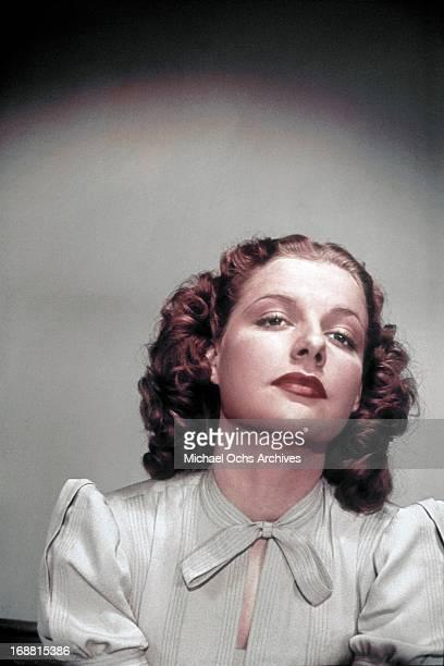 Actress Ann Sheridan poses for a portrait circa 1940