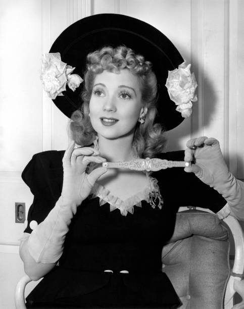actress-ann-sothern-in-a-scene-from-the-